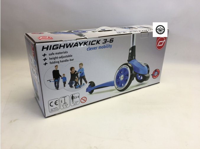 Scoot & Ride Highwaykick 3 lime