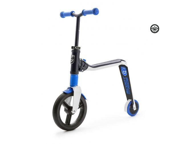 modrá scoot
