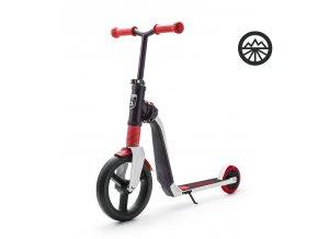 Scoot & Ride Highwayfreak červená
