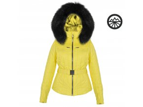 POIVRE BLANC Ski jacket sugar yellow/M