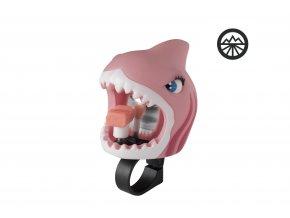 Zvonek Pink Shark