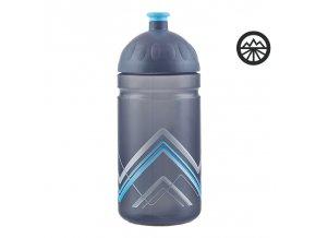 Láhev R+B 0,5l modrá hory
