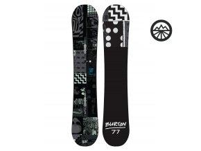 Snowboard BURTON AMPLIFIER NO COLOR 2018/19 157cm